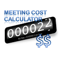 Meeting Cost Calculator icon