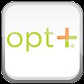 Opt+ MasterCard icon