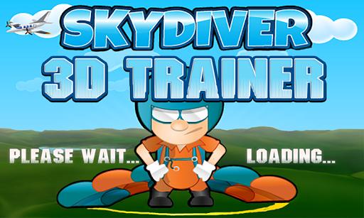 SkyDiver Skydiving 3D Trainer