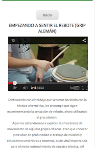 Free Drum Lessons - IDT screenshot 4