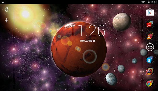 Unreal Space HD - screenshot