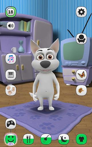 Chien qui Parle Animal Virtuel  captures d'u00e9cran 1