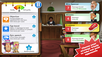 Screenshot of Devil's Attorney