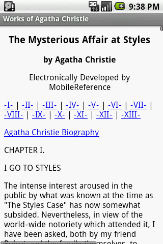 Agatha Christie. 2 novels. - screenshot