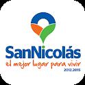 San Nicolás Virtual icon