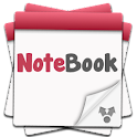 Simple NotePad-colorful notes logo