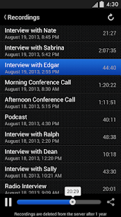 TapeACall - Record Calls- screenshot thumbnail