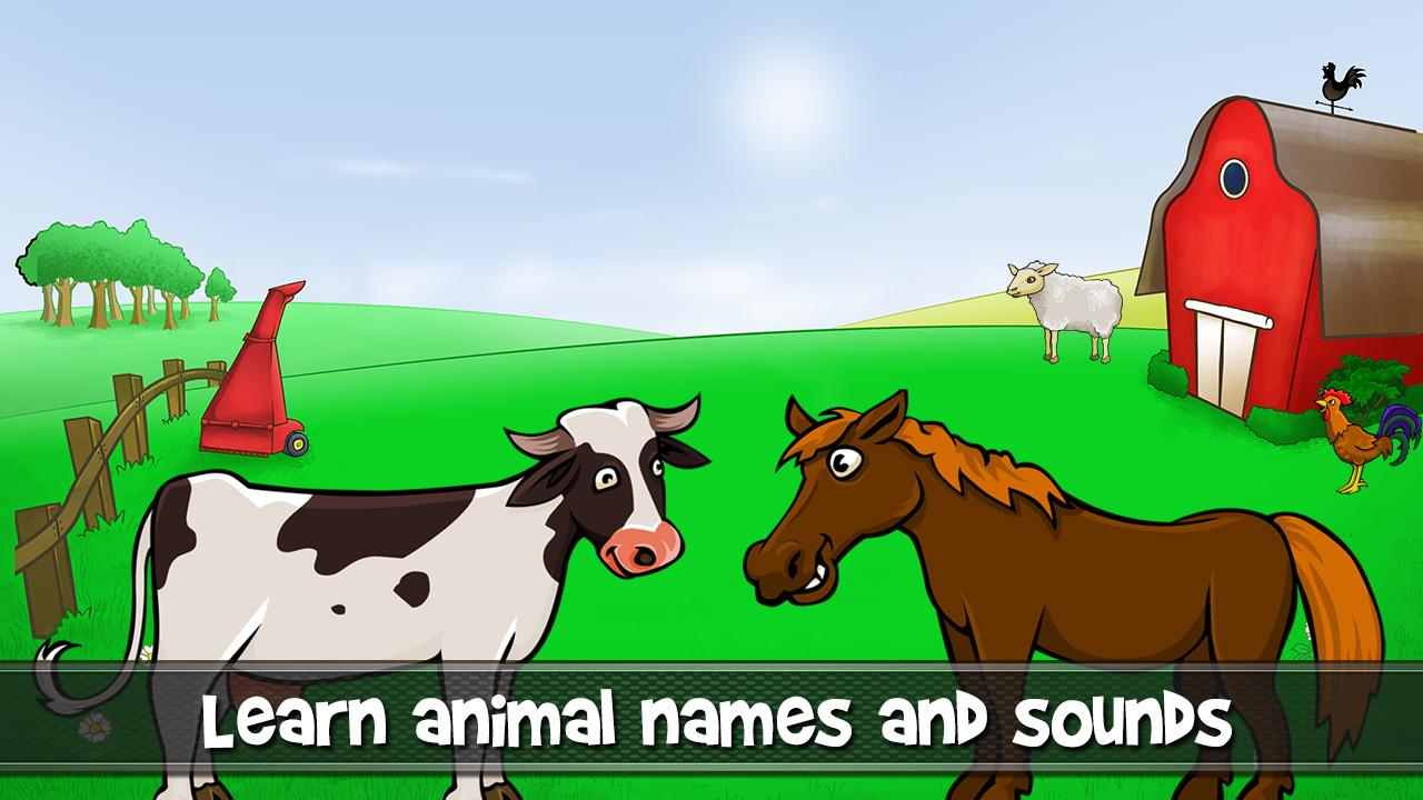 animal game for toddlers android apps on google play