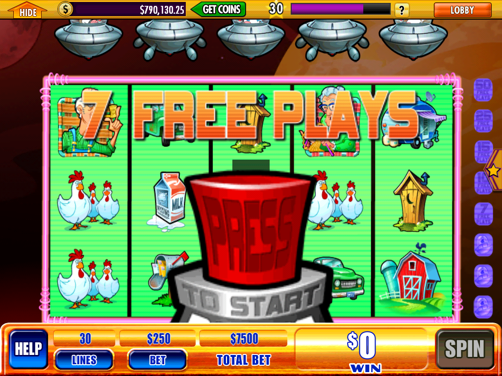free slots invaders planet moolah