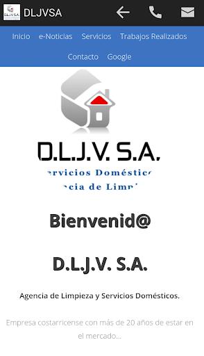 DLJVSA - Agencia de Limpieza