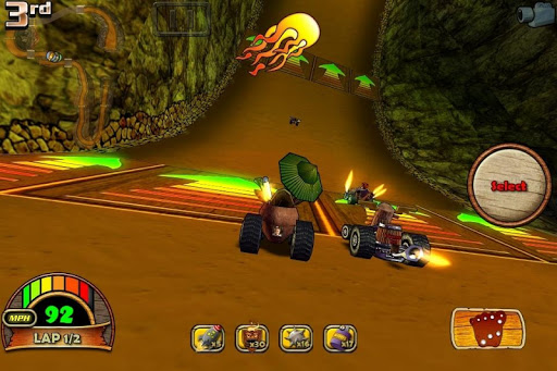 Tiki Kart 3D 7.3 Screenshots 5