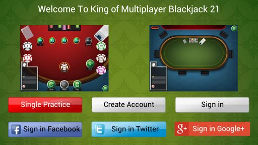 BlackJack 21 King