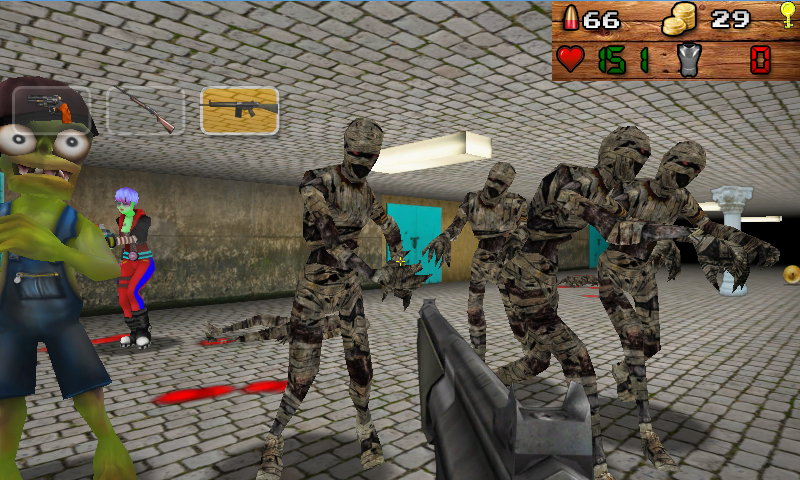 Zombie Doom FPS- screenshot