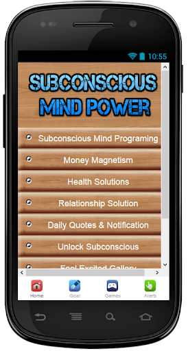 Unlock Subconscious Mind Power