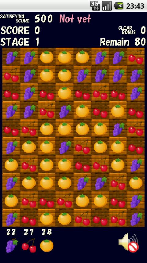Fruits Petit Putti Lite- screenshot