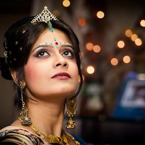 by Rathin Halder - Wedding Bride ( rathin halder, pratap ghosh, rathin halder photography, keya mukherjee makeup )