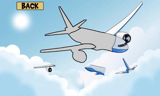 Kids Puzzle - Planes