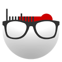 Hipster Temp icon