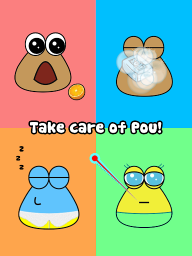 Pou  screenshots 11
