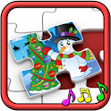 Kids Christmas Jigsaw Puzzles icon
