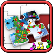 Kids Christmas Puzzles & Games
