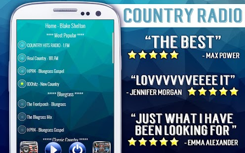 Free Country Radio - screenshot thumbnail