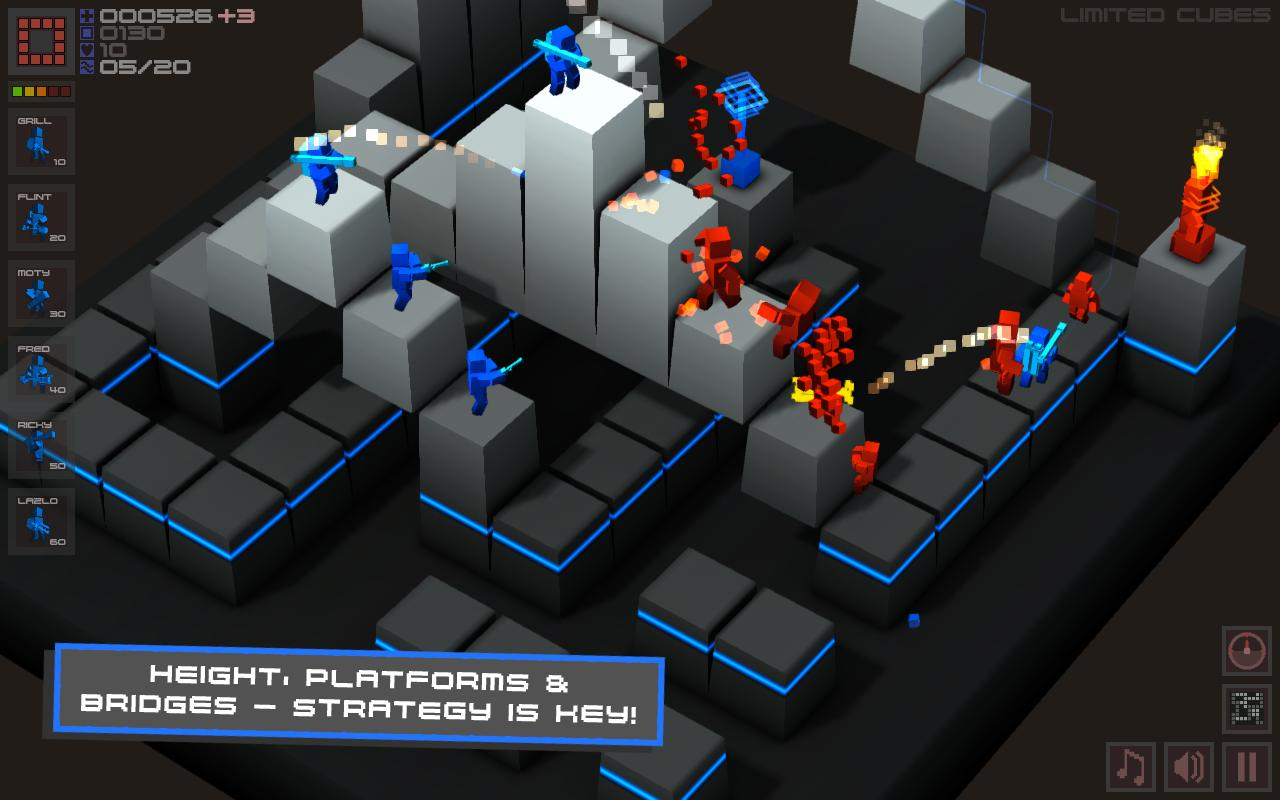 Cubemen - screenshot