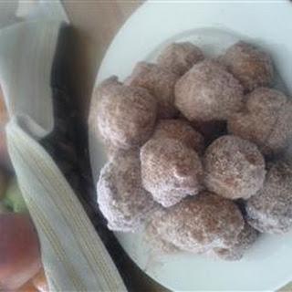 Spice Balls