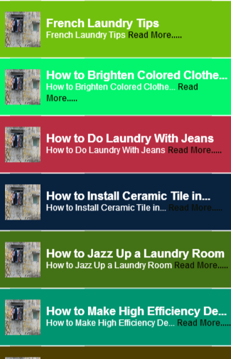 Beauty Laundry How to
