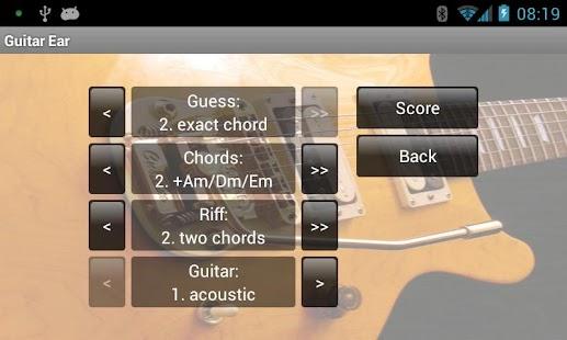 Guitar Ear
