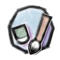 UNA Paint icon