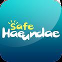 해운대 재난안전 icon