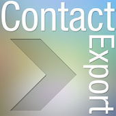 Contacts Backup & Export