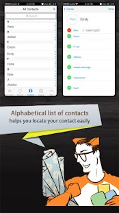 Espier Dialer 7 - screenshot thumbnail