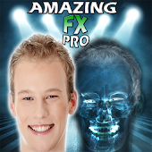 Amazing FX Booth Pro X-Ray Cam
