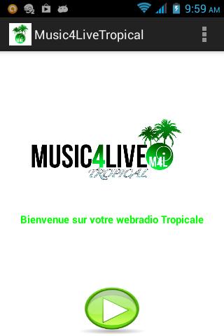 Music4LiveTropical