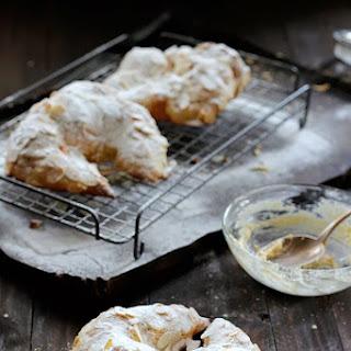 Almond Croissants.