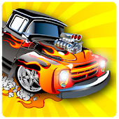 Kids Monster Truck Games