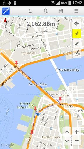 Maps Distance Calculator  screenshots 1
