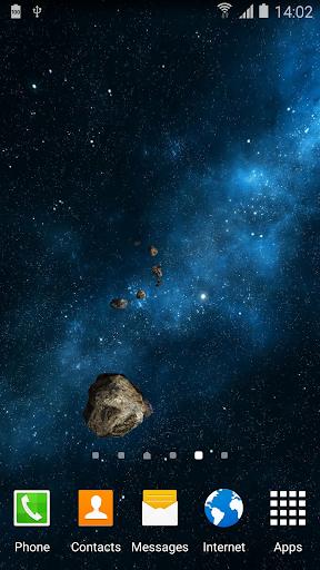 HD Space Live Wallpaper 1.0.8 screenshots 4