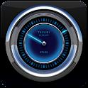ATLAS STAR LASER CLOCK WIDGET icon