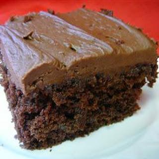 Sauerkraut Surprise Cake