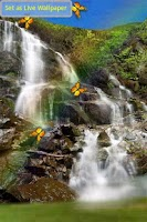 Screenshot of Magic Butterfly Waterfall