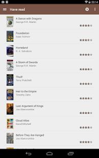 My Library- screenshot thumbnail