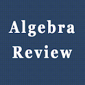 Algebra Review logo