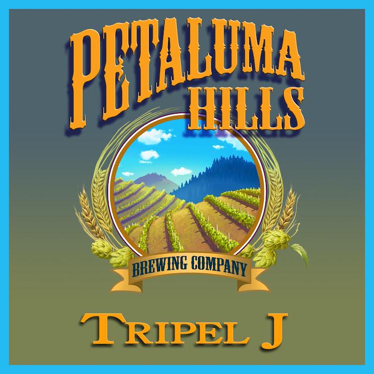 Logo of Petaluma Hills Tripel J