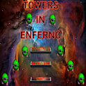 Towers In Enferno Gold logo
