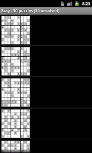 Classic Sudoku- screenshot thumbnail