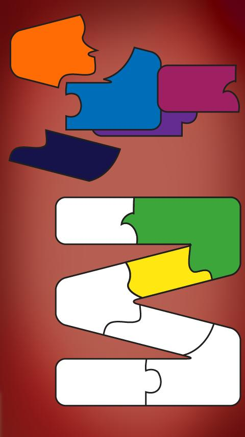 Shape Builder Preschool Puzzle - screenshot