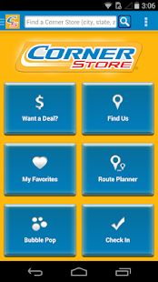 Corner Store Finder - screenshot thumbnail